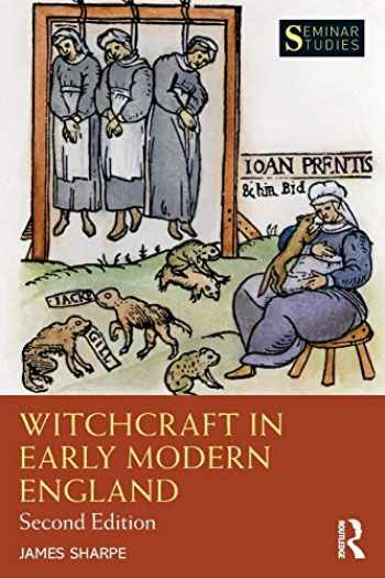 9781138831162-1138831166-Witchcraft in Early Modern England (Seminar Studies)