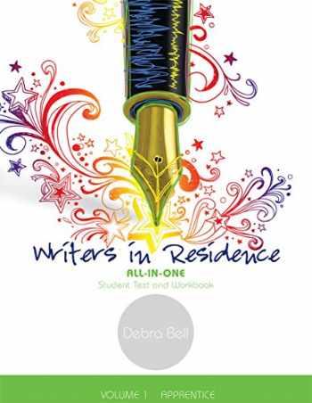 9781940110301-1940110300-Writers in Residence, vol. 1 - Apprentice