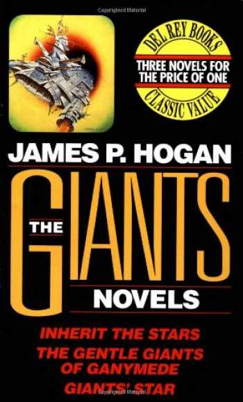 9780345388858-0345388852-The Giants Novels (Inherit the Stars, The Gentle Giants of Ganymede, and Giants' Star)