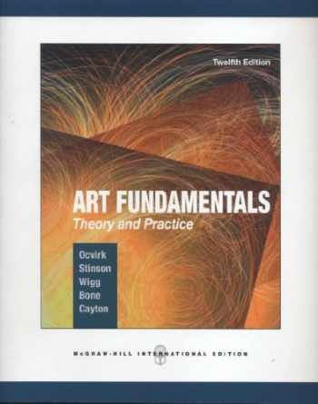 9781259011993-1259011992-Art Fundamentals : Theory and Practice 12th Edition By Otto G. Ocvirk (2012, Paperback)