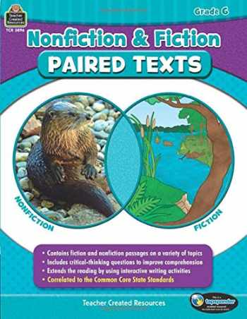 9781420638967-1420638963-Nonfiction and Fiction Paired Texts Grade 6: Grade 6