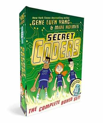 9781250294685-1250294681-Secret Coders: The Complete Boxed Set: (Secret Coders, Paths & Portals, Secrets & Sequences, Robots & Repeats, Potions & Parameters, Monsters & Modules)