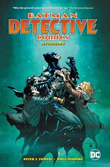 9781779501622-1779501625-Batman: Detective Comics Vol. 1: Mythology