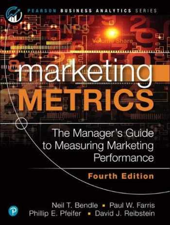 9780136717133-0136717136-Marketing Metrics (Pearson Business Analytics)