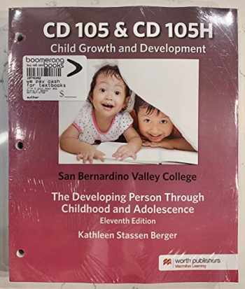 9781319219772-1319219772-CD 105 and CD 105H Child Growth and Development