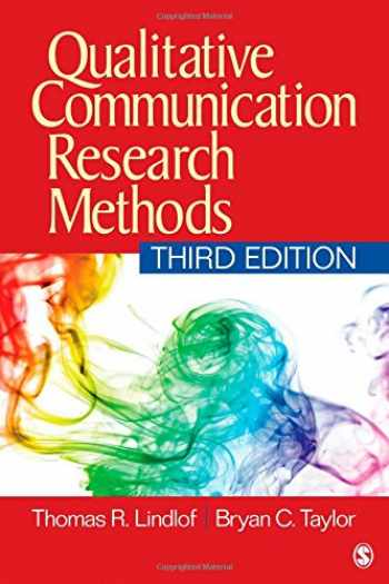 9781412974738-1412974739-Qualitative Communication Research Methods