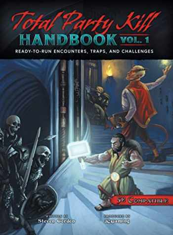 9780996724265-0996724265-Total Party Kill Handbook, Vol. 1