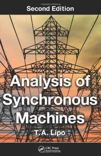 9781439880678-1439880670-Analysis of Synchronous Machines