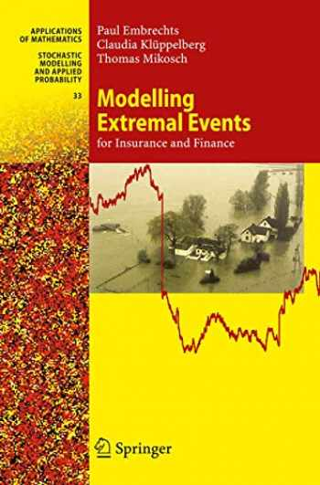 9783540609315-3540609318-Modelling Extremal Events: for Insurance and Finance (Stochastic Modelling and Applied Probability (33))