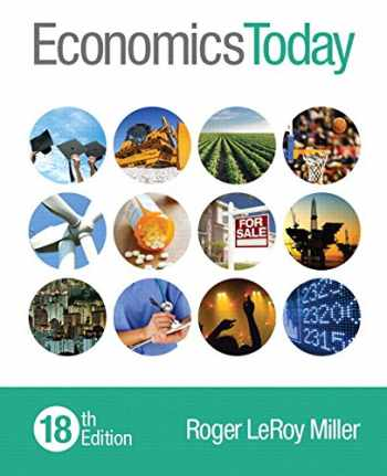 9780134004617-0134004612-Economics Today Plus MyLab Economics with Pearson eText -- Access Card Package (18th Edition)