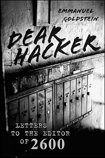9780470620069-0470620064-Dear Hacker: Letters to the Editor of 2600