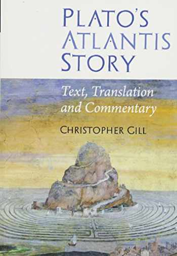 9781786940155-1786940159-Plato's Atlantis Story: Text, Translation and Commentary