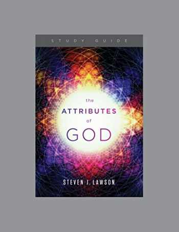 9781567698411-1567698417-The Attributes of God