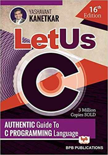 9789387284494-9387284492-Let Us C -16th Edition