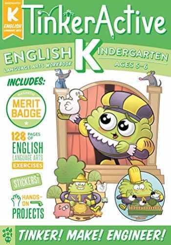 9781250318657-1250318653-TinkerActive Workbooks: Kindergarten English Language Arts (TinkerActive Workbooks, 7)