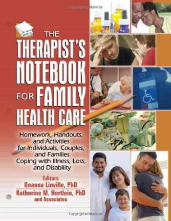 Sell, Buy or Rent The Therapist's Notebook for Family ...