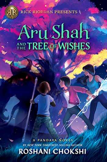 9781368013857-1368013856-Aru Shah and the Tree of Wishes (A Pandava Novel Book 3) (Pandava Series, 3)