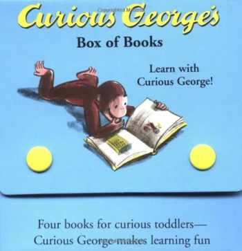 9780618226115-0618226117-Curious George's Box of Books