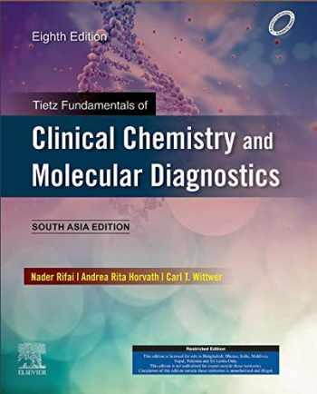 9788131258231-8131258238-Tietz Fundamentals of Clinical Chemistry and Molecular Diagnostics