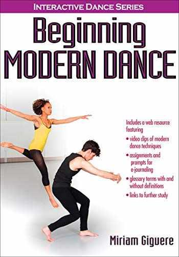 9781450405171-1450405177-Beginning Modern Dance (Interactive Dance Series)