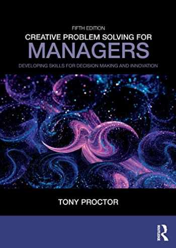 9781138312388-113831238X-Creative Problem Solving for Managers