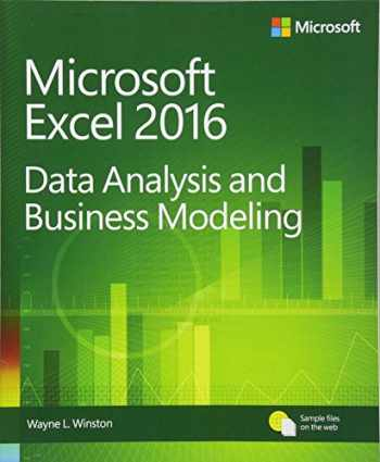 9781509304219-1509304215-Microsoft Excel Data Analysis and Business Modeling