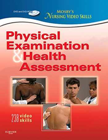 9780323077989-0323077986-Mosby's Nursing Video Skills: Physical Examination and Health Assessment