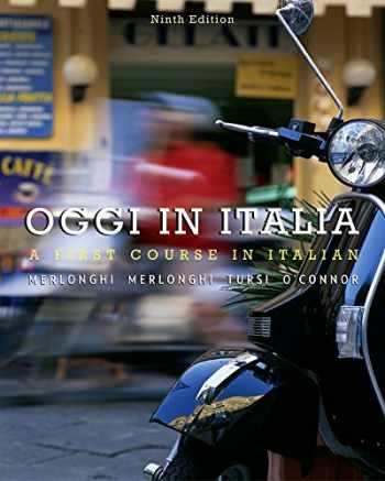 9781111830489-1111830487-Oggi In Italia