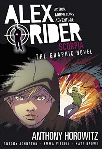 9781406341881-1406341886-Scorpia The Graphic Novel