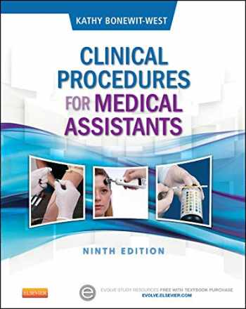 9781455748341-145574834X-Clinical Procedures for Medical Assistants