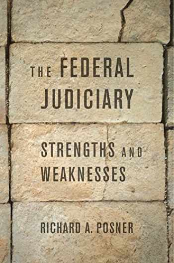 Sell, Buy or Rent The Federal Judiciary: Strengths and ...