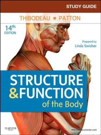 9780323077231-0323077234-Study Guide for Structure & Function of the Body