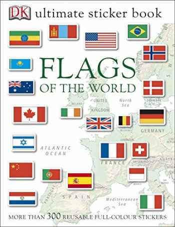 9781405394529-1405394528-Flags of the World Ultimate Sticker Book