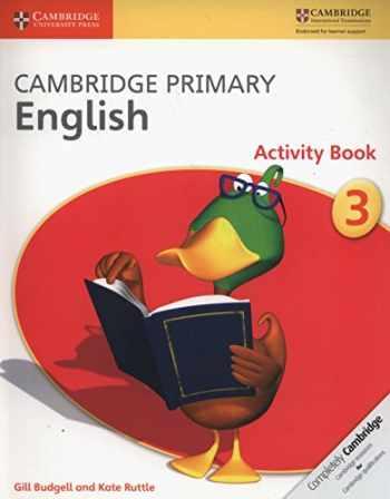 9781107682351-1107682355-Cambridge Primary English Activity Book Stage 3 Activity Book
