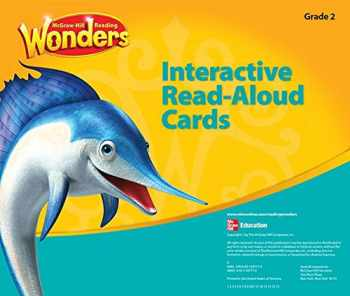 9780021187775-0021187770-Reading Wonders, Grade 2, Interactive Read Aloud Cards Grade 2 (ELEMENTARY CORE READING)
