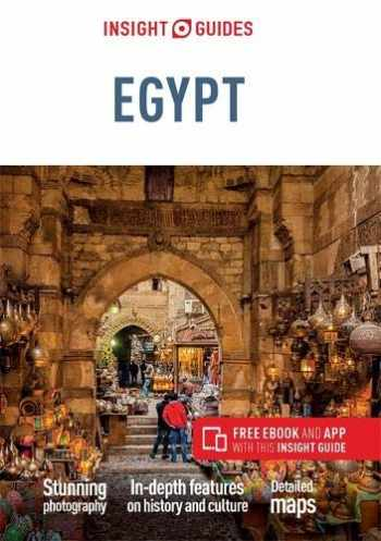 9781789198935-1789198933-Insight Guides Egypt (Travel Guide with Free eBook)