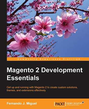 9781785289897-1785289896-Magento 2 Development Essentials