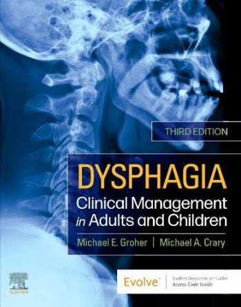 9780323636483-0323636489-Dysphagia: Clinical Management in Adults and Children