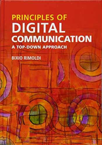 9781107116450-1107116457-Principles of Digital Communication: A Top-Down Approach