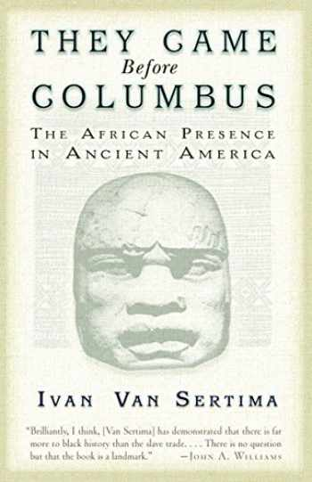 9780812968170-0812968174-They Came Before Columbus: The African Presence in Ancient America (Journal of African Civilizations)