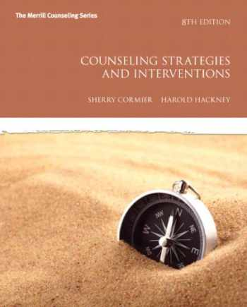 9780137070183-0137070187-Counseling Strategies and Interventions (8th Edition) (Interventions that Work Series)