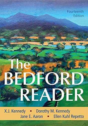 9781319284022-1319284027-Loose-leaf Version for The Bedford Reader
