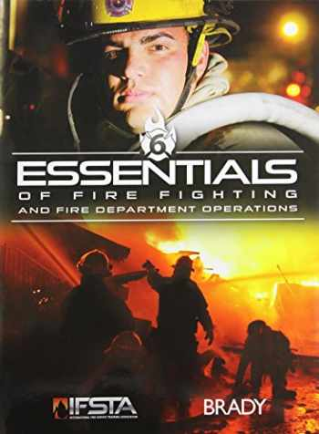 9780133427707-0133427706-Essentials of Fire Fighting and Fire Department Operations and Student Workbook Package