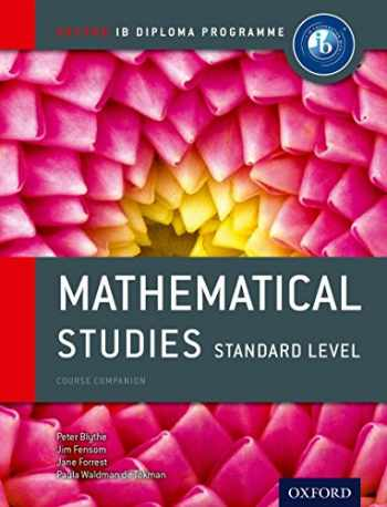 9780198390138-0198390130-IB Mathematical Studies Standard Level Course Book: Oxford IB Diploma Program