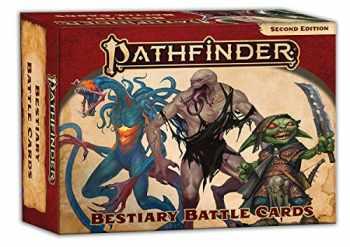 9781640782129-1640782125-Pathfinder Bestiary Battle Cards (P2)