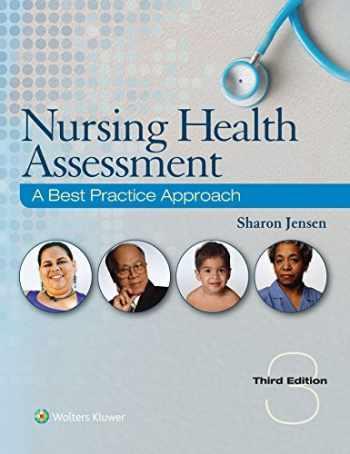 9781496349170-1496349172-Nursing Health Assessment: A Best Practice Approach