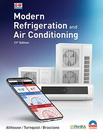 9781635638776-1635638771-Modern Refrigeration and Air Conditioning