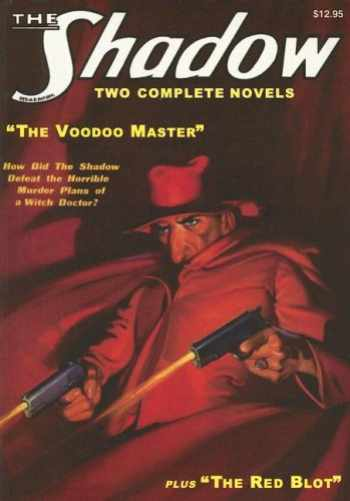 9781932806533-1932806539-The Shadow, No. 3: The Red Blot and The Voodoo Master