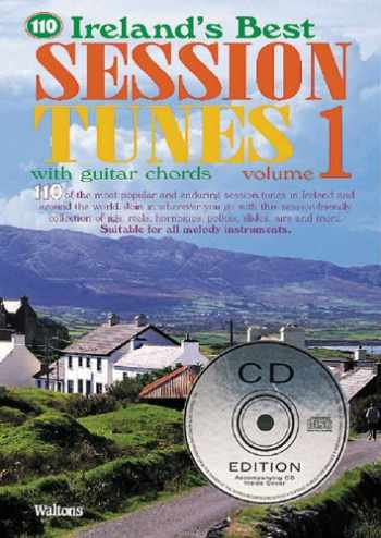 9781857201079-1857201078-110 Ireland's Best Session Tunes - Volume 1: with Guitar Chords (Ireland's Best Collection)