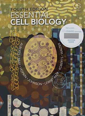 9780815345749-0815345747-Essential Cell Biology + Garland Science Learning System Redemption Code